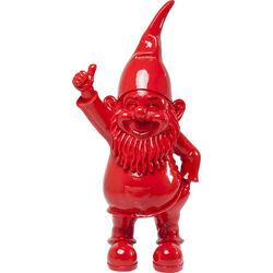 Deco Figurine Zwerg Red 152cm