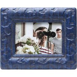Frame Snake Blue 13x18cm