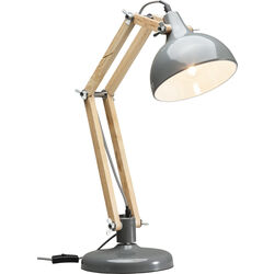 Table Lamp Work Station Grey