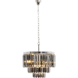 Pendant Lamp Smoky Lounge Round
