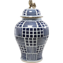 Deco Jar Noble Field XL