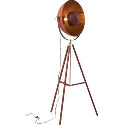 Floor Lamp Welcome Rusty