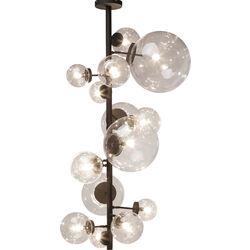 Závěsná lampa Balloon Clear