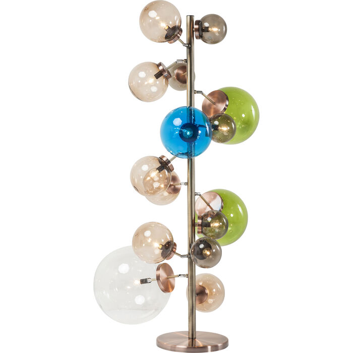 Floor Lamp Balloon Colore 15 Led