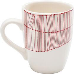 Mug Net Red