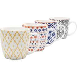 Mug Art Cuisine Colore Assorted