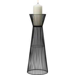 Candle Holder Wire Black 50cm