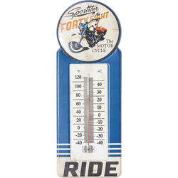 Thermometer The Motor Cycle