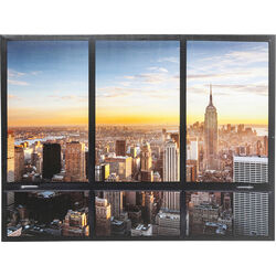 Picture NY Skyline 95x113cm
