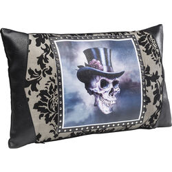 Cushion Gentlemen Skull 30x50cm