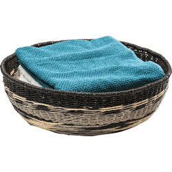 Deco Basket Ethno Nature Ø41cm
