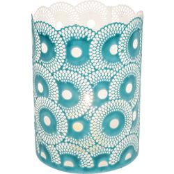 Lantern Coralino Turquois