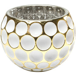 Tealight Holder Cordoba W&G Dots Medium