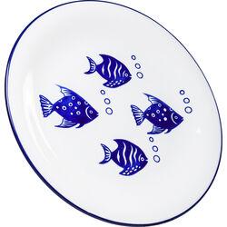 Plate Aquarium Ø27cm