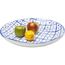 Plate Rio Square Ø44cm
