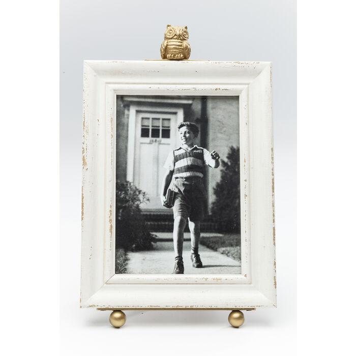 rahmen vintage owl 13x18cm kare design. Black Bedroom Furniture Sets. Home Design Ideas