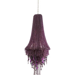Pendant Lamp Medusa Purple