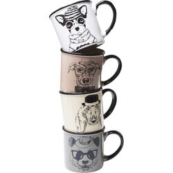 Taza Cool Dogs - varios