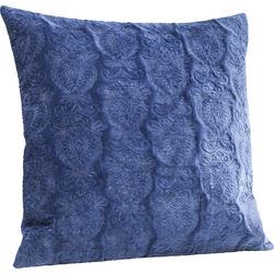 Cushion Pomp Blue 55x55cm