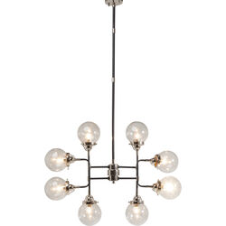Pendant Lamp Pipe Visible Eight