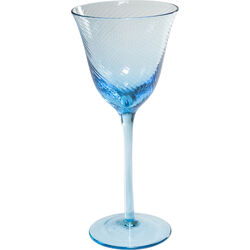 Redwine Glass Capri Light Blue