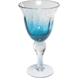 Redwine Glass Monaco Blue