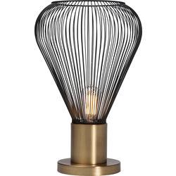 Lámpara mesa Metallico