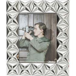 Frame Punch Silver 13x18cm