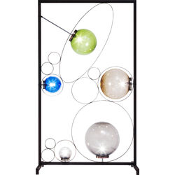 Stojací lampa Balloon Colore Square LED