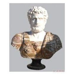 Deco Bust Roman General
