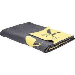Blanket Birds Row 140x200cm