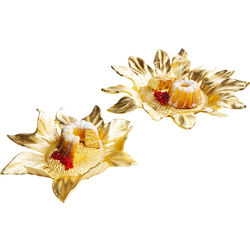 Bowl Sunflower Gold (2/Set)