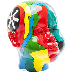 Deco Head Face Colore