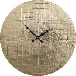 Wall Clock Gold Digger