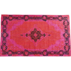 Carpet Kelim Shock Pink 240x170cm