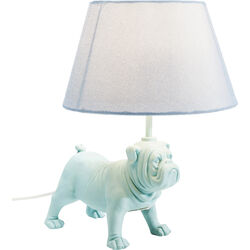 Table Lamp Mops Light Blue