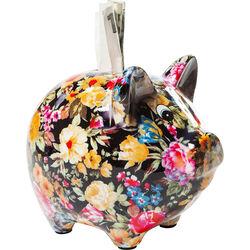 Money Box Pig Fiore