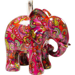 Money Box Elefant Paisley