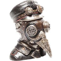 Deco Figurine Steampunk Pilot