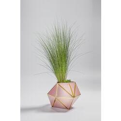Vase Art Pastel Pink