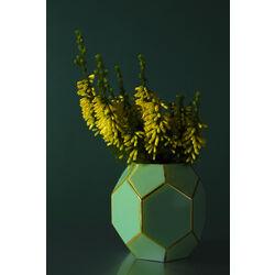 Vase Art Pastel Green