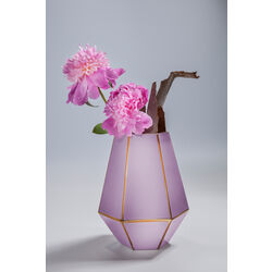 Vase Art Pastel Purple