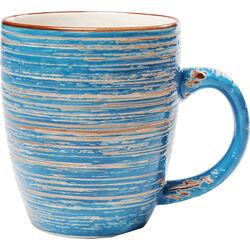 Mug Swirl Blue