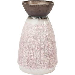 Vase Cleopatra Rose 69cm