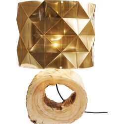 Table Lamp Gold Nature