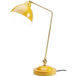 Table Lamp Study Yellow