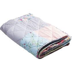 Blanket Patchwork Powder 140x220cm