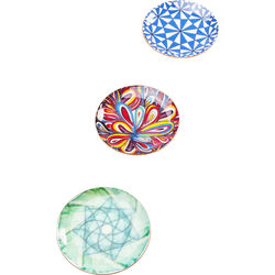 Coaster Geometrix  Round Assorted