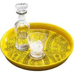 Tray Gobi Yellow