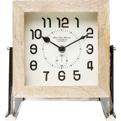 Table Clock Cube Big